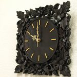 プルメリア 壁掛け時計