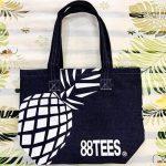 88TEES デニムトートバッグ